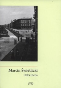 Delta Dietla - okładka książki