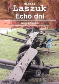 Echo dni - okładka książki