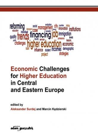 Economic Challenges for Higher - okładka książki