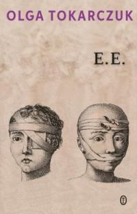 E.E. - okładka książki