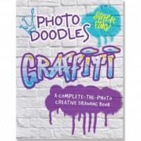 Foto kolorowanka. Graffiti - okładka książki