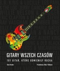 Gitary wszech czasów - okładka książki