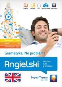 Gramatyka. No problem! Angielski. Mobilny kurs gramatyki - okładka podręcznika