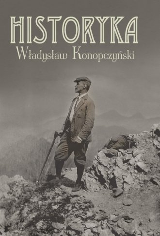 Historyka - okładka książki