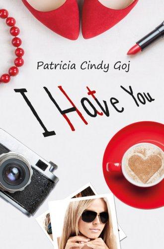 I Hate You - okładka książki