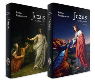 Jezus z Nazarethu - okładka książki