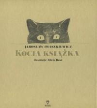 Kocia książka - okładka książki