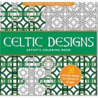 Kolorowanka artystyczna. Celtyckie wzory - okładka książki