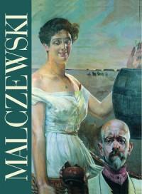 Malczewski - okładka książki