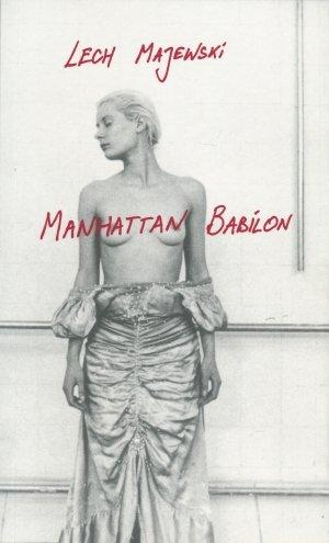 Manhattan Babilon - okładka książki