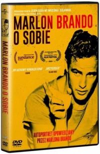 Marlon Brando o sobie - okładka filmu