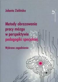 Metody obrazowania pracy mózgu - okładka książki