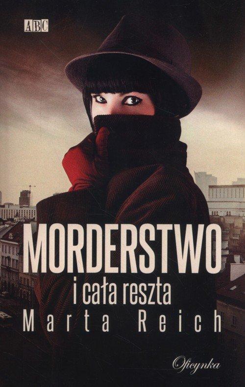 Morderstwo i cała reszta - okładka książki