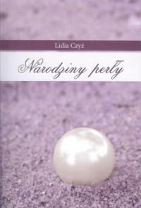 Narodziny perły - okładka książki