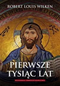 Pierwsze tysiąc lat - okładka książki