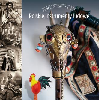 Polskie instrumenty ludowe. Seria: - okładka książki