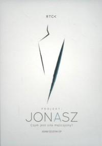 Projekt: Jonasz. Czym jest siła mężczyzny? - pudełko audiobooku