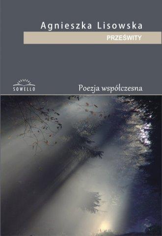 Prześwity. Seria: Poezja współczesna - okładka książki