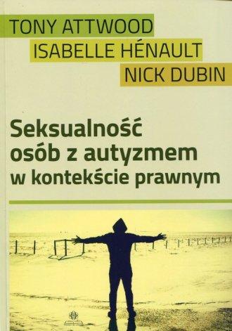 Seksualność osób z autyzmem w kontekście - okładka książki