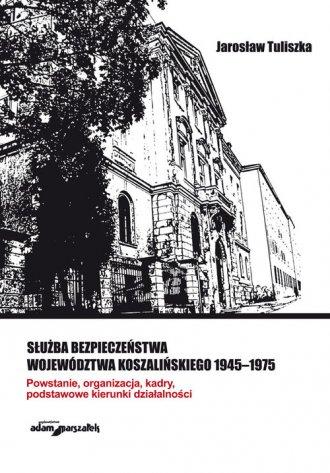 Służba bezpieczeństwa województwa - okładka książki