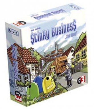 Stinky Business. Clean Money - zdjęcie zabawki, gry