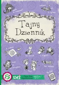 Tajny Dziennik - okładka książki