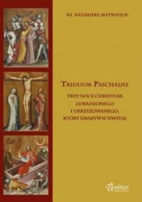 Triduum Paschalne - okładka książki