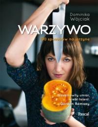 Warzywo - okładka książki