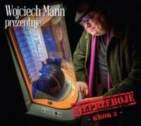 Wojciech Mann prezentuje: Nieprzeboje - okładka płyty