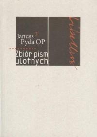 Zbiór pism ulotnych - okładka książki