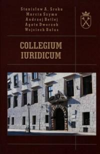 Collegium Iuridicum - okładka książki