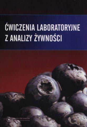 Ćwiczenia laboratoryjne z analizy - okładka książki