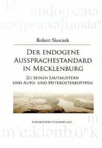 Der Endogene Aussprachestandard - okładka książki