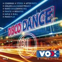 Disco dance - Wydawnictwo - okładka płyty