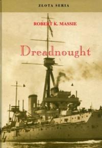 Dreadnought. Tom 1. Złota seria - okładka książki