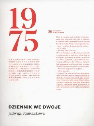 Dziennik we dwoje - okładka książki
