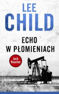 Echo w płomieniach - okładka książki