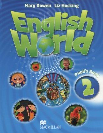 English World 2. Pupils Book - okładka podręcznika