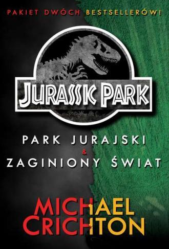 Jurassic Park. Park Jurajski. Zaginiony - okładka książki