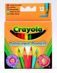 Kredki ołówkowe (12 sztuk) - zdjęcie produktu