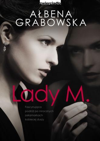 Lady M. - okładka książki