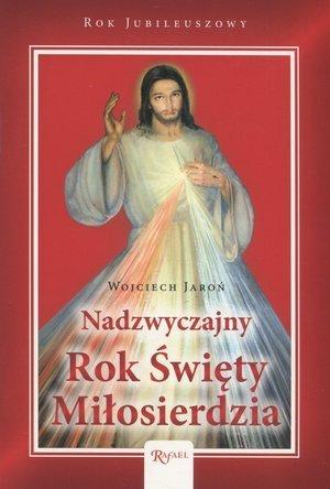 Nadzwyczajny Rok Święty Miłosierdzia - okładka książki