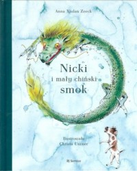 Nicki i mały chiński smok - okładka książki