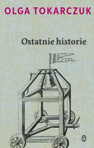 Ostatnie historie - okładka książki