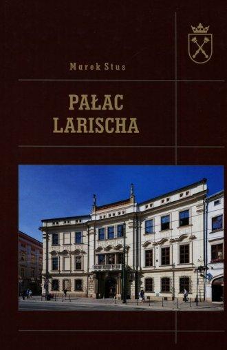 Pałac Larischa - okładka książki