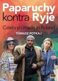 Parauchy i ryje. Celebryci made in Poland - okładka książki