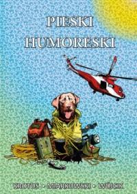 Pieski humoreski - okładka książki