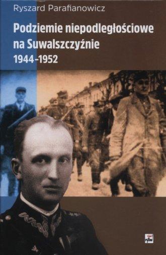 Podziemie niepodległościowe na - okładka książki