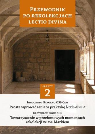 Przewodnik po Rekolekcjach Lectio - okładka książki
