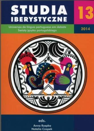 Studia Iberystyczne 13/2014. Universos - okładka książki